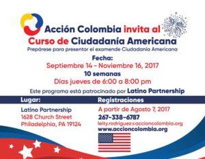 Ciudadania Americana 2017